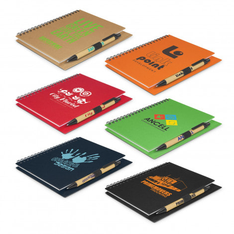 Eco Friendly Promo Notebooks